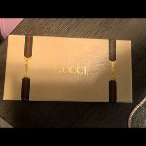 Vintage Gucci Wallet Box